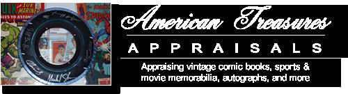 American Treasures Appraisals