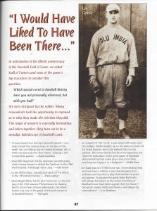 Lou Gehrig Jersey