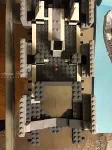 Lego Helicarrier step 1 pic 6