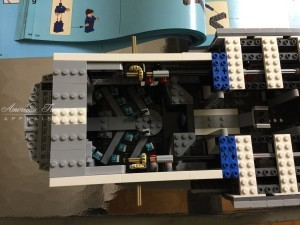 Lego Helicarrier step 1 pic 9