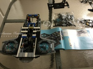 Finishing the Lego Marvel Finishing the Lego Marvel Avengers Helicarrier pic 2