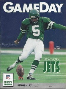 1991 Cleveland Browns vs New York Jets Gameday October 6